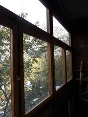 Продам Б/У деревянные окна Алматы