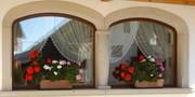 Европейские окна из Сосны Астана